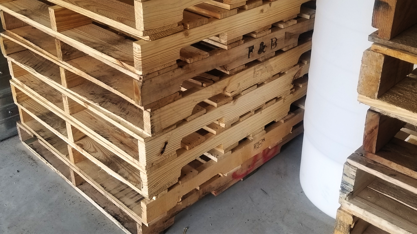 Our Services - RDU Pallets Used Recycled Pallets Raleigh ...