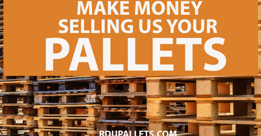 Sell Wood Pallets Near Me